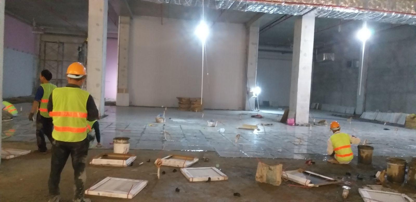 Lát gạch sửa nhà tại Bình Thạnh